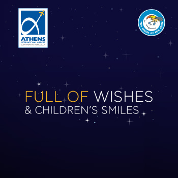 AIA Full Of Wishes & Childrens Smiles