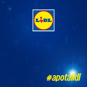 Lidl - #apotalidl