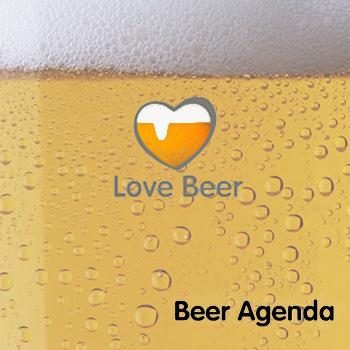 Love Beer Agenda