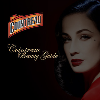 Cointreau Beauty Guide